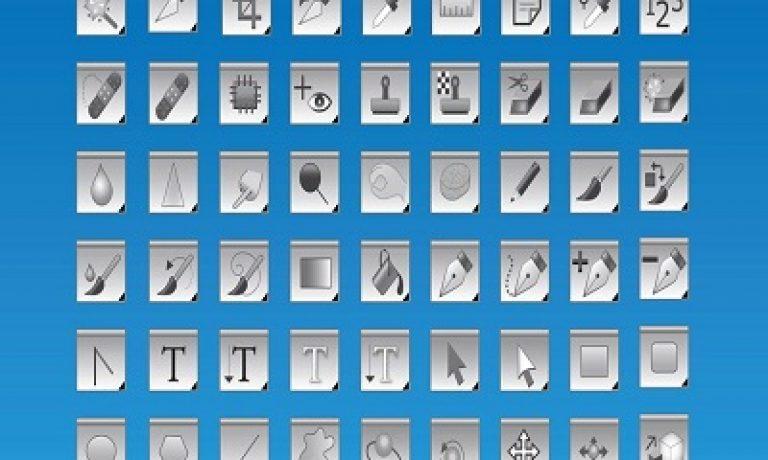 ابزار های فتوشاپ - نرم افزار فتوشاپ