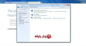 رفع مشکل قطع شدن اینترنت مرورگرهای ویندوز