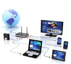 آموزش اشتراک گذاری اینترنت موبایل و گوشی