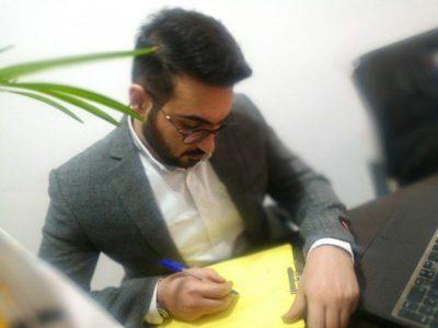 مهندس علیرضا رهیده - لزوم طراحی سایت