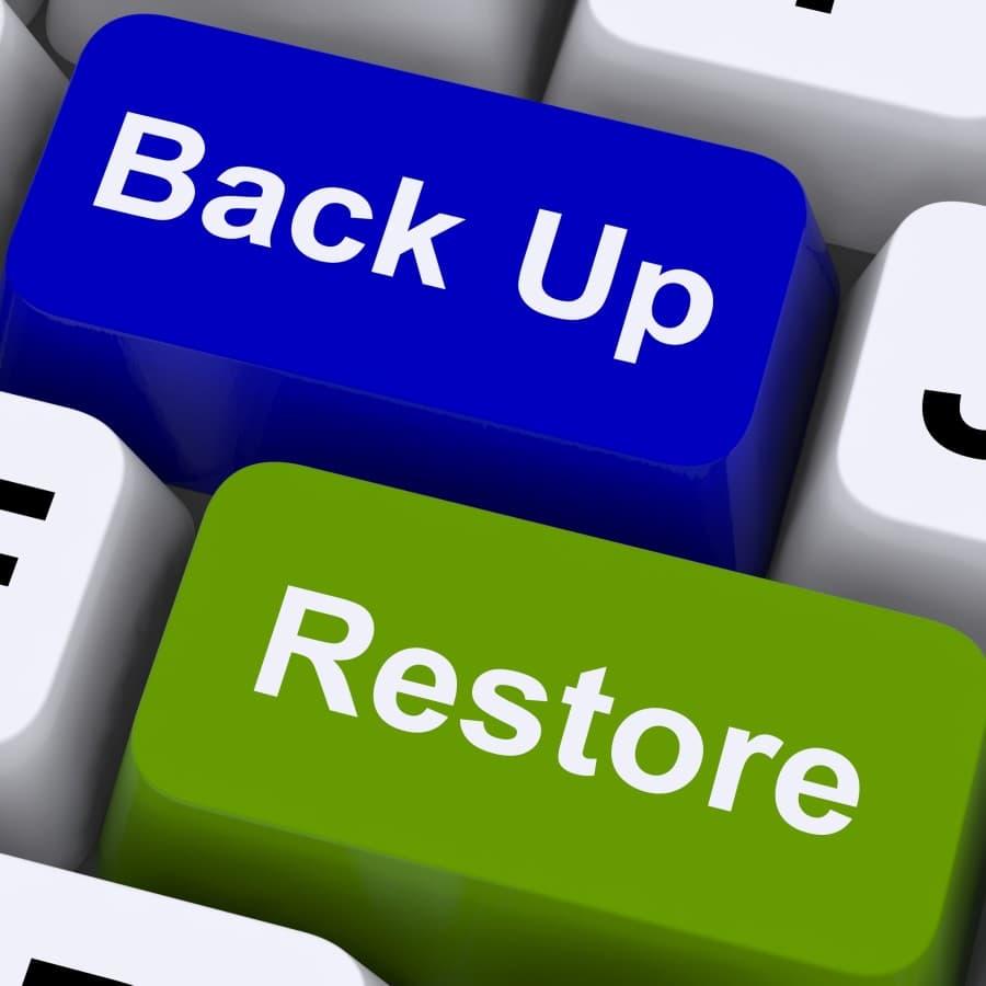 آموزش پشتیبانی گیری یا back up از اطلاعات از کامپیوتر