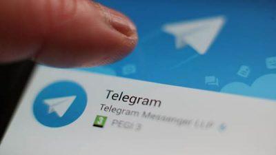 پاک کردن کش و دیتا - کانکت نشدن تلگرام