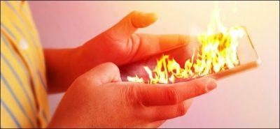 چند راه حل برای داغ شدن گوشی