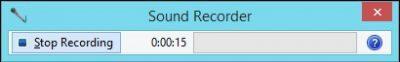 آموزش ضبط صدا در ویندوز