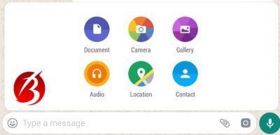 نحوه ارسال عکس و فیلم با کیفیت اصلی در واتس اپ