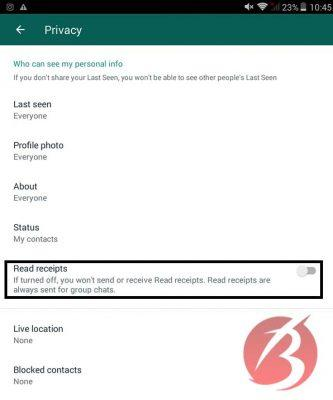 انجام تنظیمات واتس اپ جهت خواندن پیام های واتساپ