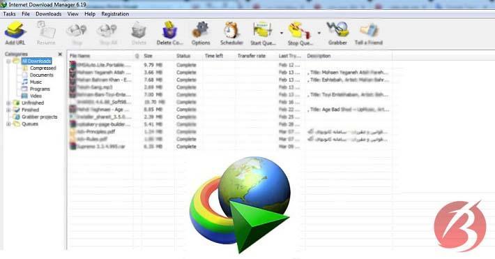 نحوه انتقال لیست دانلود IDM در کامپیوتر و تهیه نسخه پشتیبان به نرم افزار و ویندوز جدید