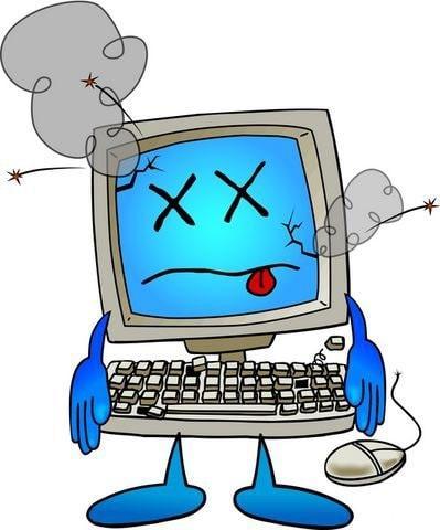مشکل روشن نشدن کامپیوتر و راه حل آن