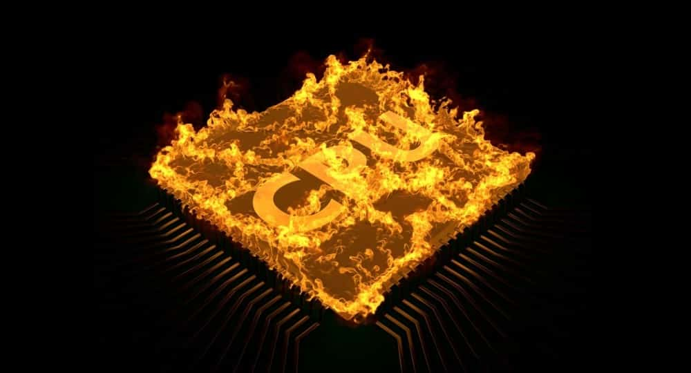 علت داغ شدن CPU در کامپیوتر و راه حل آن در برتر رایانه