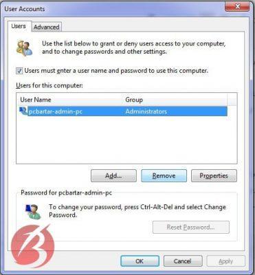 نحوه ویرایش اکانت مایکروسافت ویندوز درکامپیوتر