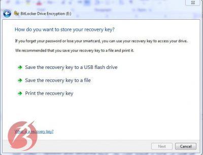 نحوه غیر فعال نمودن BitLocker جهت باز کردن قفل درایو ویندوز