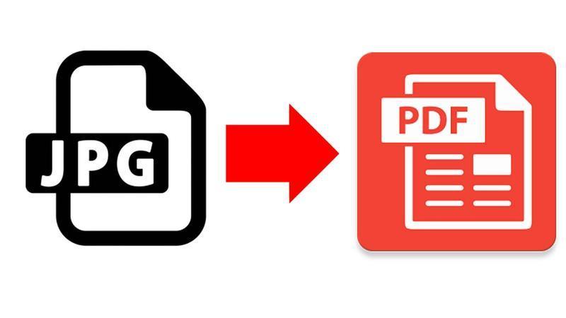 آموزش مرحله ای تبدیل عکس به PDF