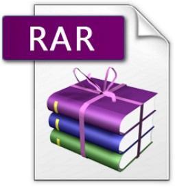 نحوه باز کردن فایل rar در کامپیوتر