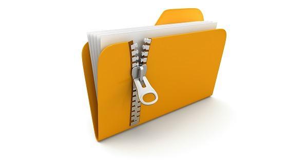 بهترین روش باز کردن فایل فشرده در کامپیوتر