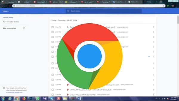 ۵ روش جهت بازگردانی صفحه بسته شده در گوگل کروم کامپیوتر و گوشی