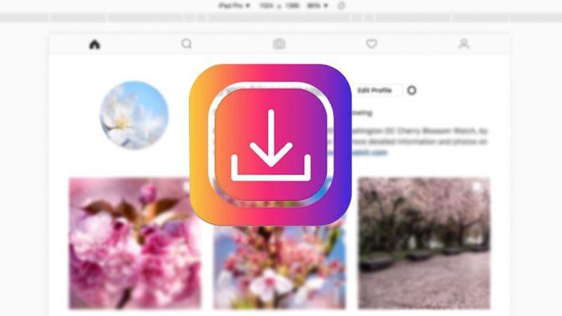 آپلود عکس اینستاگرام با استفاده از مرورگرهای مختلف در کامپیوتر