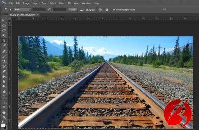 سه روش برش تصاویر و قسمتی از عکس در فتوشاپ