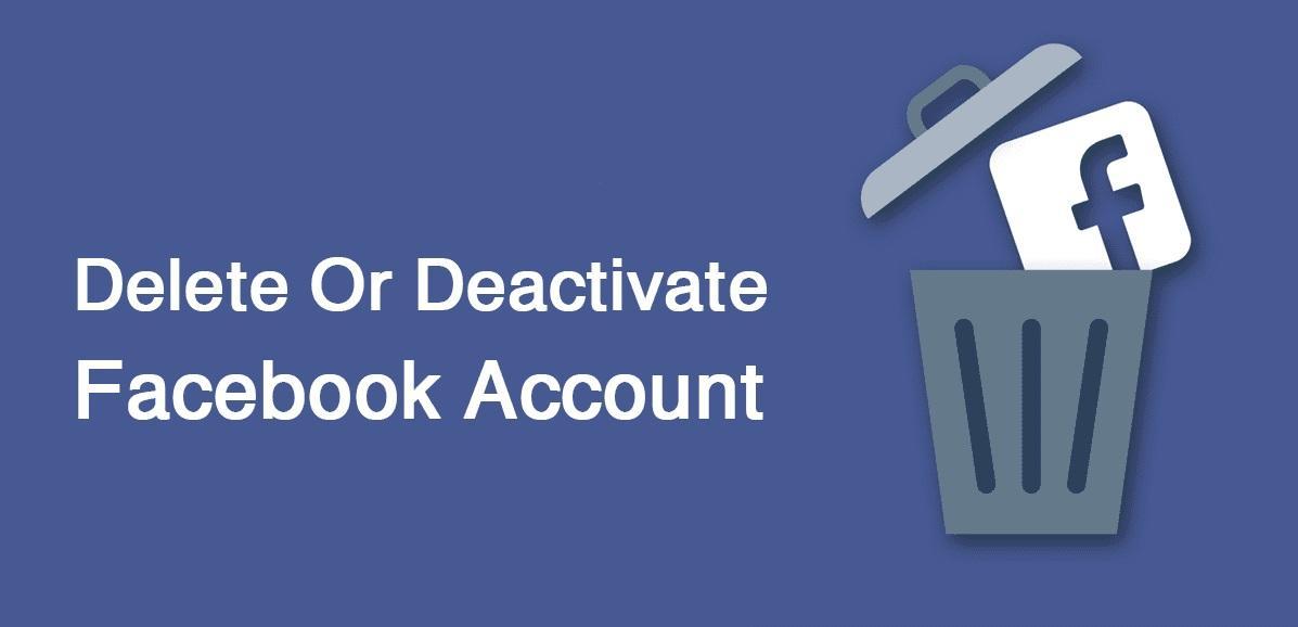 غیر فعال سازی یا حذف اکانت فیس بوک در گوشی آیفون