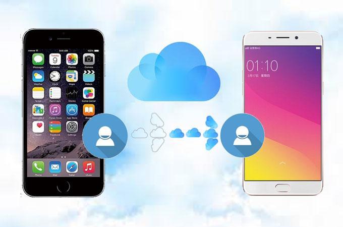 استفاده از آی کلود جهت انتقال مخاطبین از گوشی آیفون به اندروید