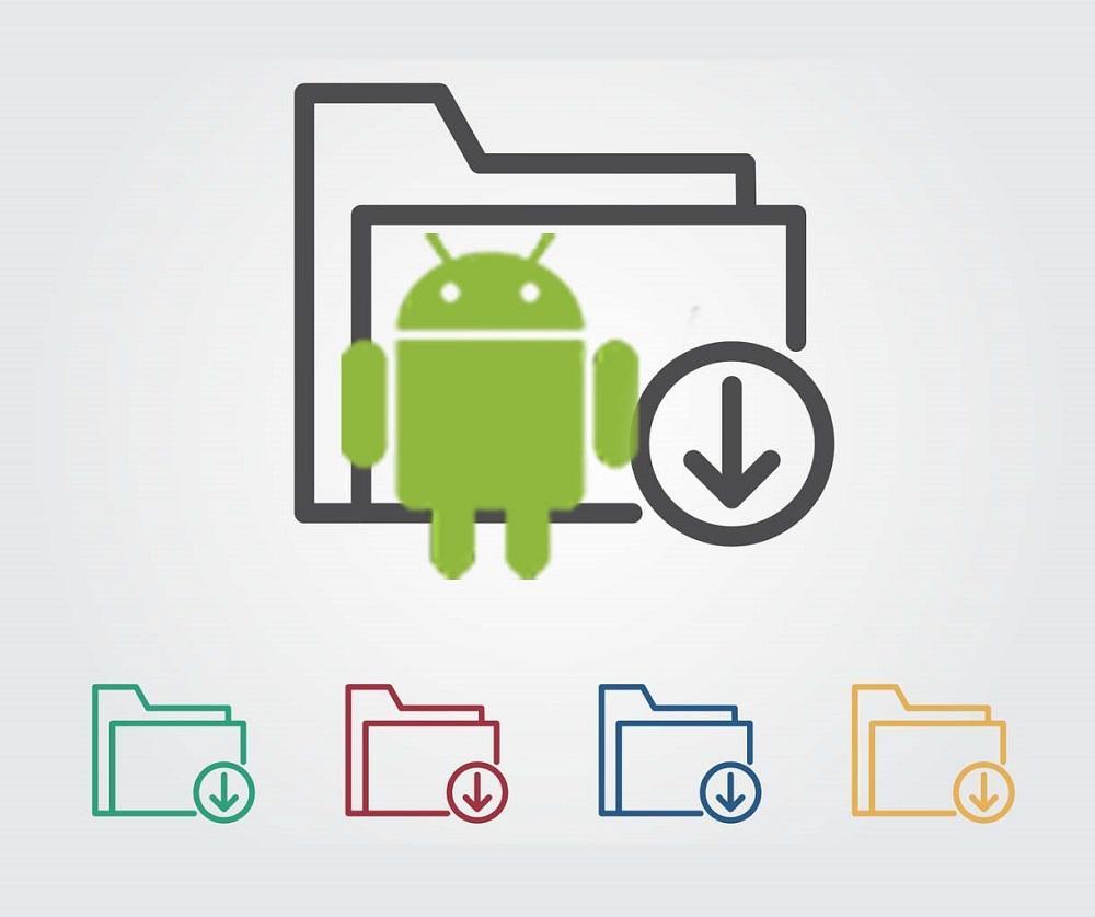 نحوه حذف فایل های دانلود شده در اندروید - آموزش اندوید