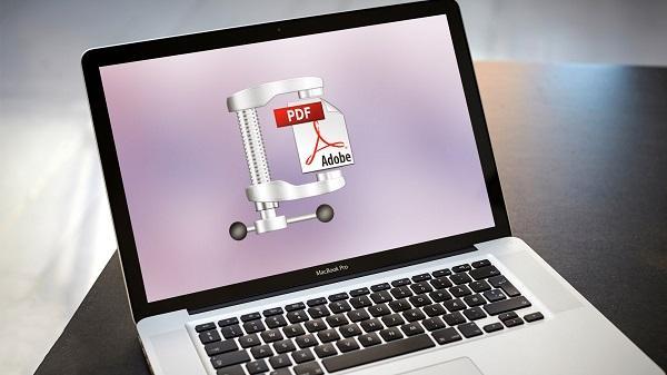 نحوه کاهش حجم فایل های PDF - تصویر اول