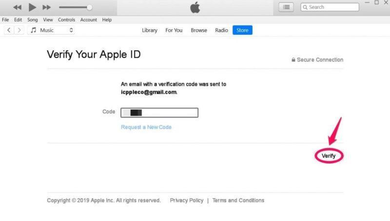 مرحله هشتم - ساخت اپل آیدی با نرم افزار آیتونز اپل