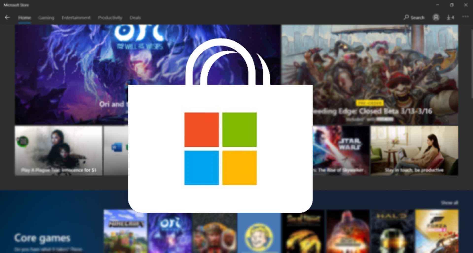 آموزش دانلود از Microsoft Store - تصویر اصلی