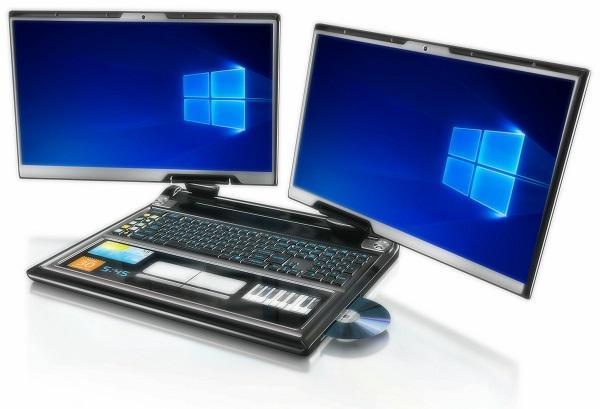 اتصال و انتقال اطلاعات دو لپ تاپ به یکدیگر - تصویر اصلی