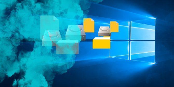 مخفی کردن فایل در کامپیوتر - تصویر اصلی