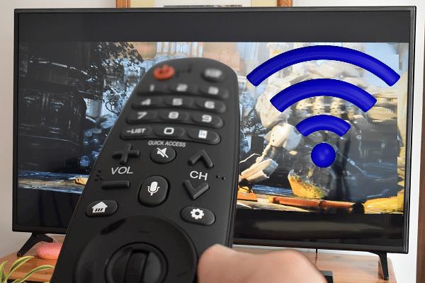 اتصال تلویزیون به اینترنت - تصویر اصلی