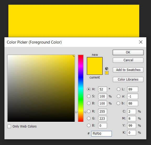 کد رنگ طلایی در طراحی - عکس دوم