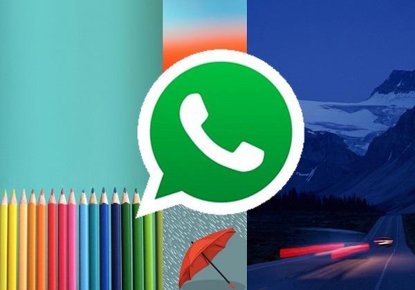 تغییر تصویر پس زمینه در واتساپ - تصویر اصلی