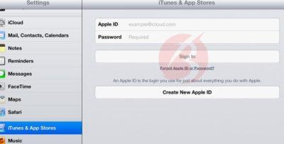 آموزش ساخت اپل آیدی رایگان بدون شماره تلفن - تصویر یک