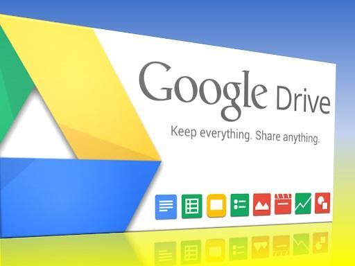 استفاده و کار با گوگل درایو (Google Drive) - تصویر اصلی