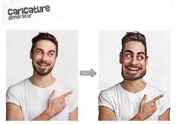 آموزش کاریکاتور - تصویر دو