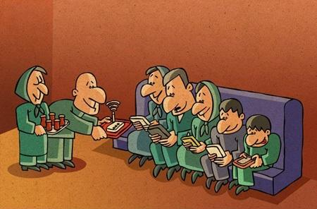 آموزش کاریکاتور - تصویر سه