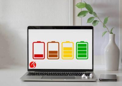 تصویر شاخص بهترین روش جهت بالا بردن عمر باتری لپ تاپ