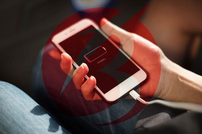 افزایش عمر گوشی موبایل و سایر گجت ها - شارژ صحیح