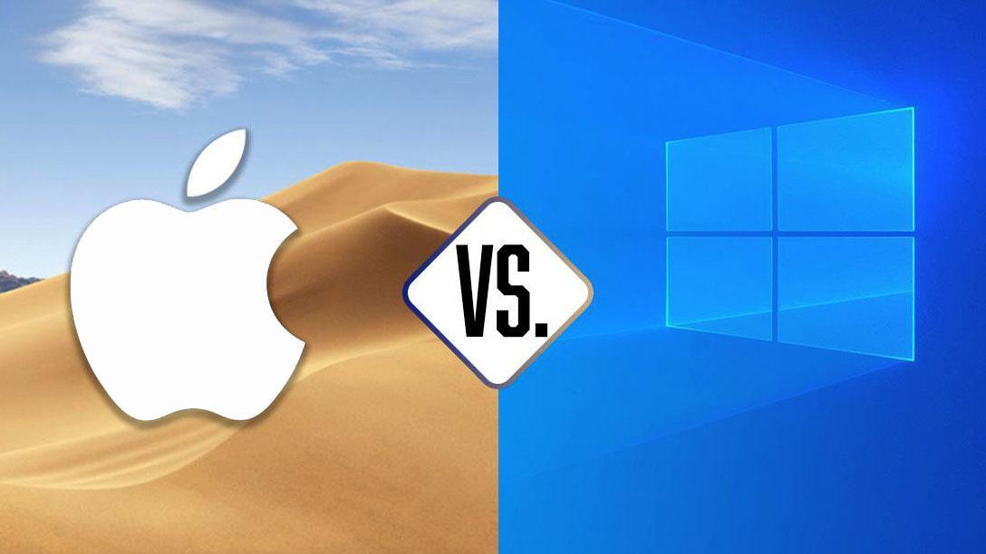 مقایسه کامپیوتر اپل و ویندوزی - تفاوت ها و شباهت ها