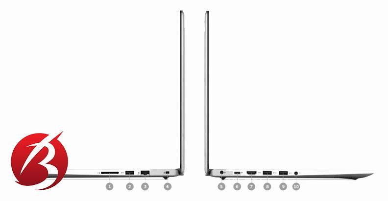 مقایسه کامپیوتر اپل و ویندوزی - مقایسه پورت
