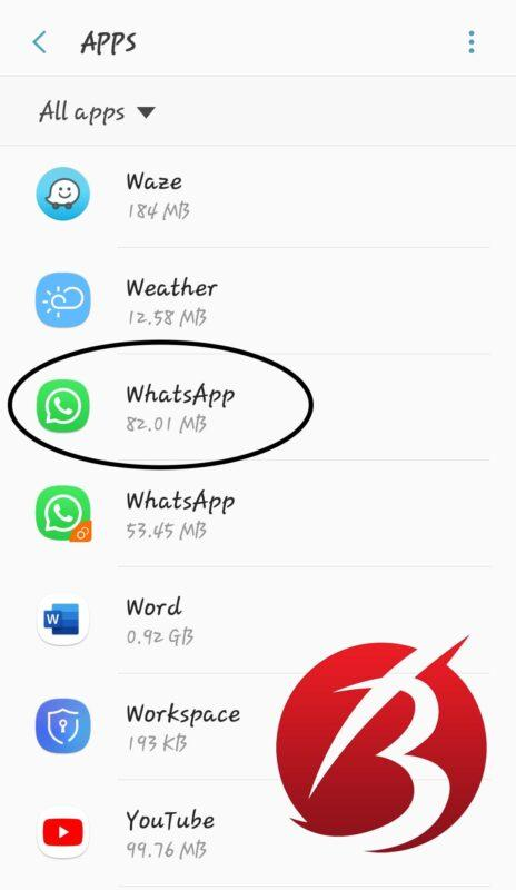 ویس واتساپ - مجوز واتساپ