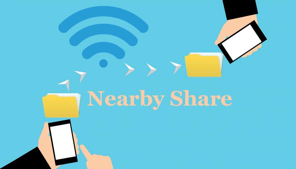 قابلیت Nearby Share اندروید - وب سایت برتر رایانه