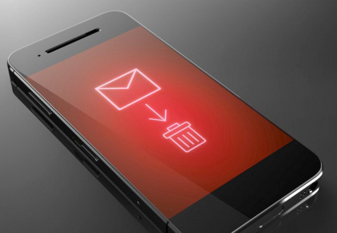 بازگردانی پیامک های پاک شده - وب سایت برتر رایانه