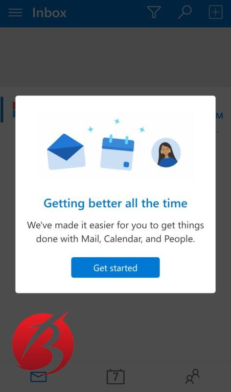 ساخت ایمیل - ورود به پست الکترونیکی