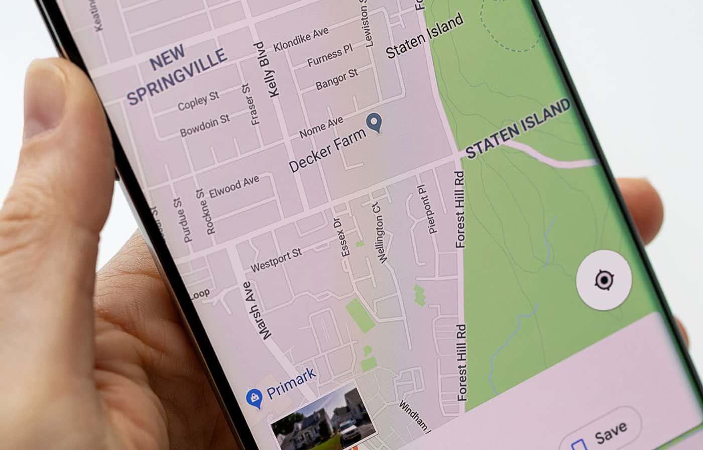حذف اطلاعات مکانی تصاویر - عکس یک