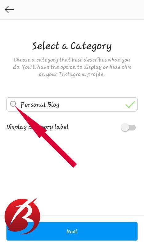 حساب Creator Account در اینستاگرام - عکس هشت