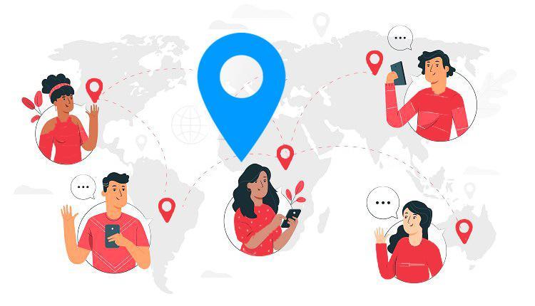 جلوگیری از دسترسی اپلیکیشن ها به موقعیت مکانی - وب سایت برتر رایانه