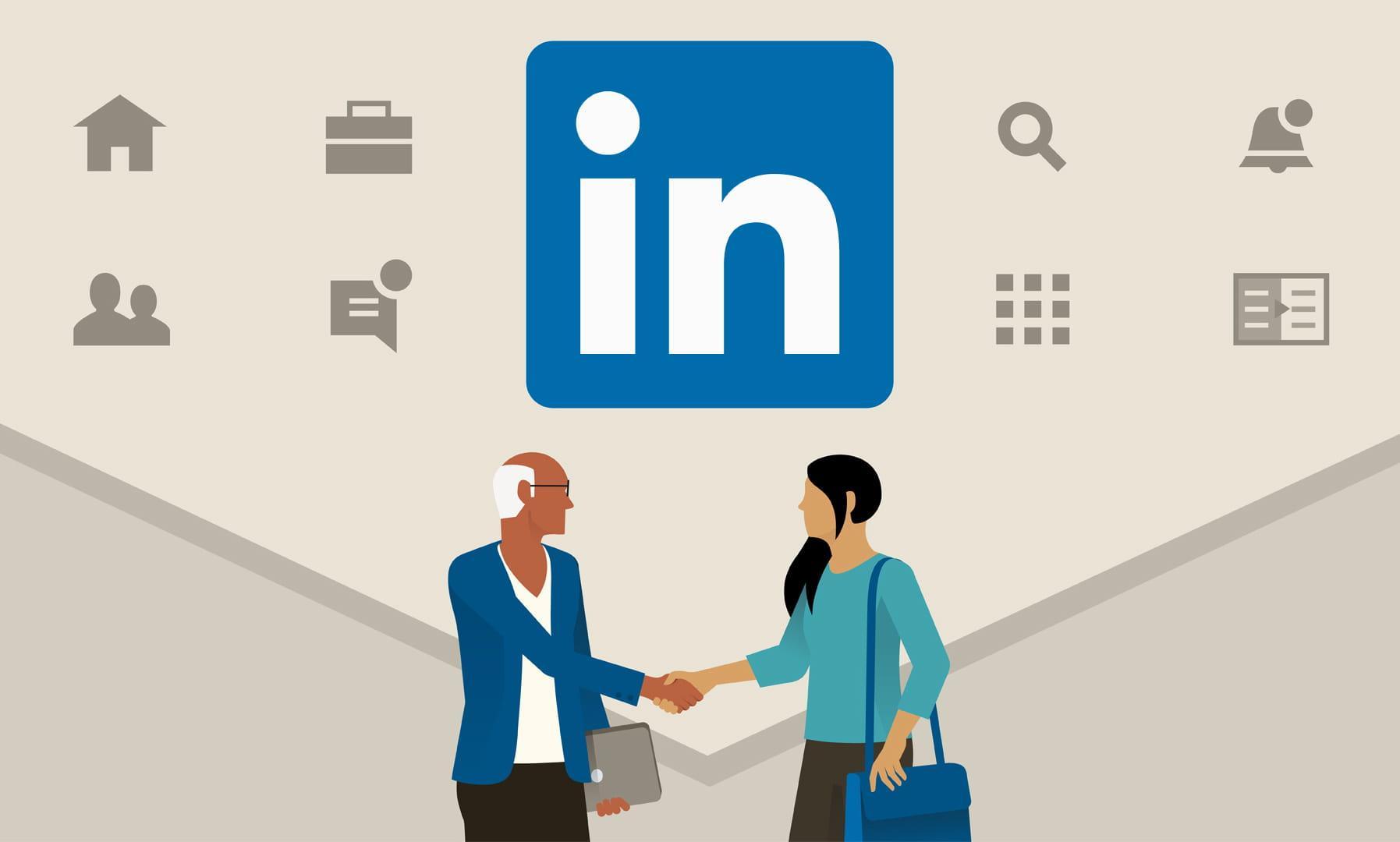 بیشتر دیده شدن در لینکدین - مهم ترین روش ها برای پیدا کردن شغل