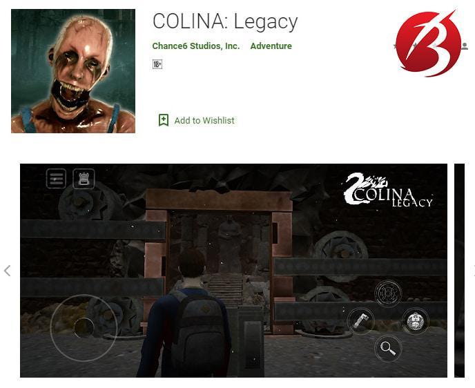 بازی های ترسناک - بازی COLINA: Legacy