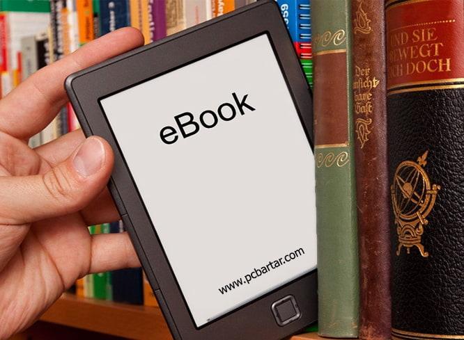 اپلیکیشن های کتابخوانی - وب سایت برتر رایانه